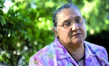Ada Morales Nego Marcha a los 25 años de la muerte de María Soledad