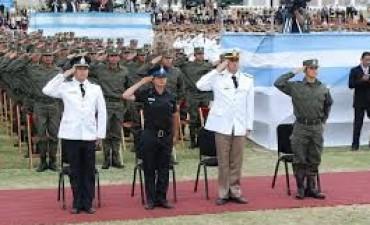 El Gobierno fijó un aumento salarial del 27,4% para militares y fuerzas de seguridad nacionales