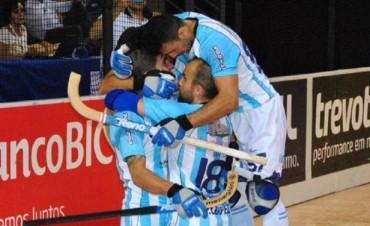 Argentina quebró la maldición y se consagró campeón en hockey sobre patines tras 16 años