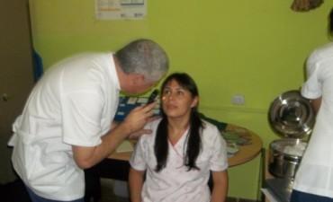 La Campaña contra el Glaucoma culmina en La Tablada