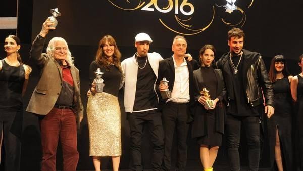Premios Gardel: Spinetta es de Oro