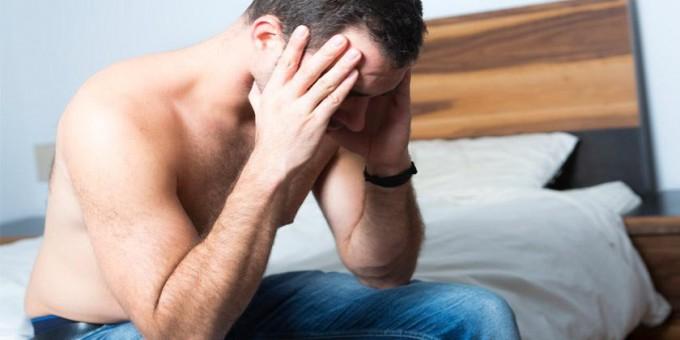 Dos de cada cinco hombres sufren hipogonadismo