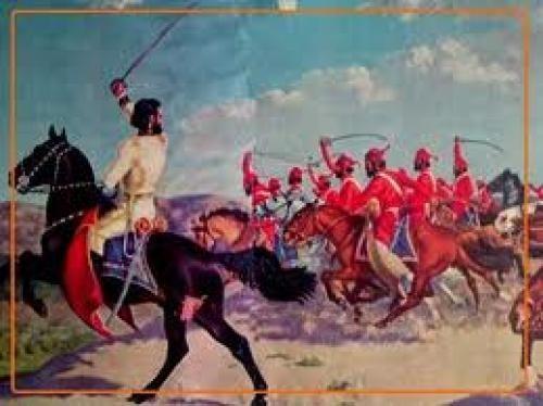 17 de Junio: Dia Nacional de la Libertad Latinoamericana, en conmemoracion del fallecimiento del General Martin Miguel de Guemes
