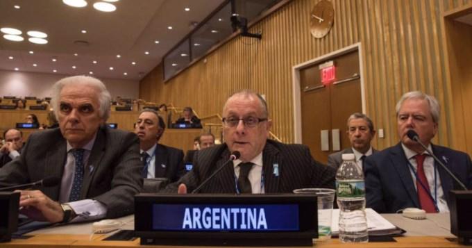 ONU instó aArgentina y Reino Unido a dialogar por Malvinas