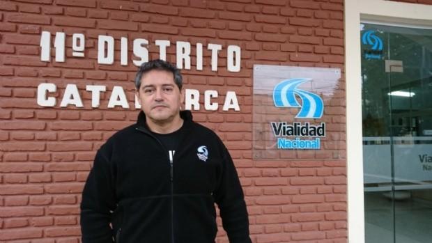 Son dos los despidos en Vialidad Nacional en Catamarca