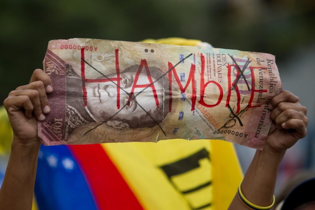 Esto es inflación: Venezuela, con 110 por ciento de inflación mensual