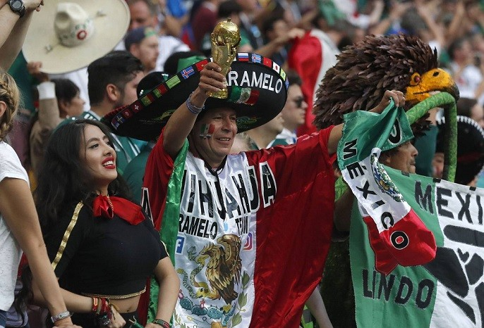 La FIFA  investiga a México por los insultos homófobos en el Mundial