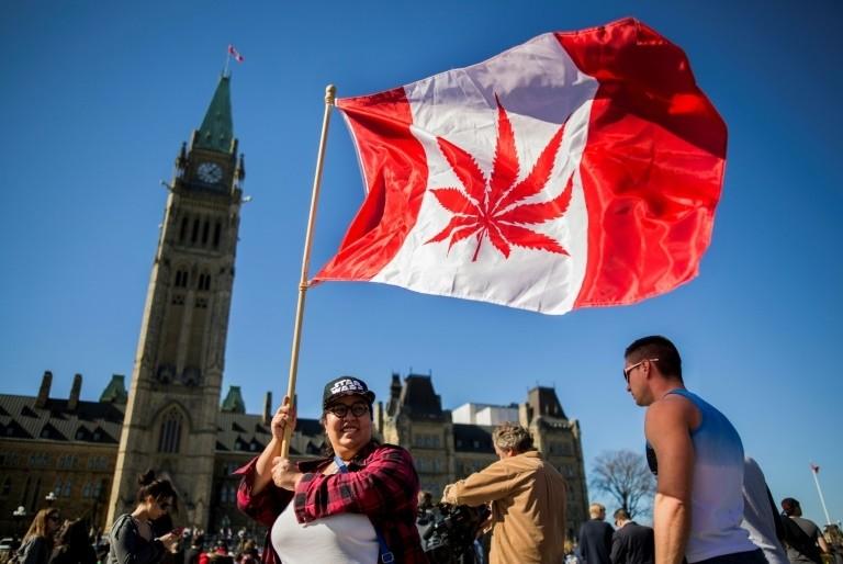 Legalizarán la marihuana en Canadá el 17 de octubre