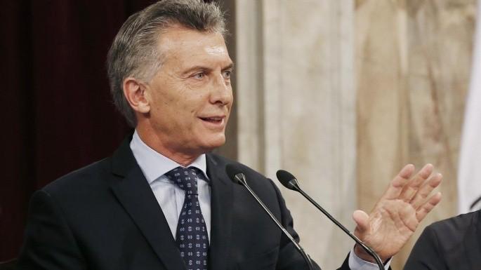 Guiño de Macri a las pymes