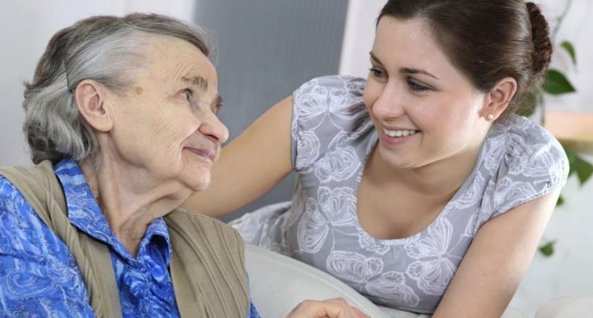 Capacitación para cuidadores domiciliarios
