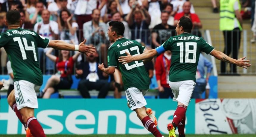 México causa revolución con éxito ante Alemania