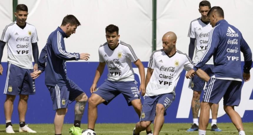 Argentina afronta un duelo clave ante Croacia