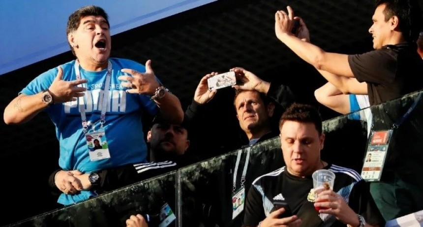 Las noticias falsas mataron a Diego Maradona