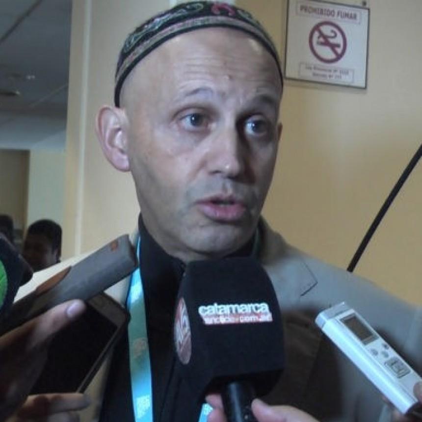Bergman le respondió a un vecino: las cloacas son responsabilidad municipal y provincial no nacional