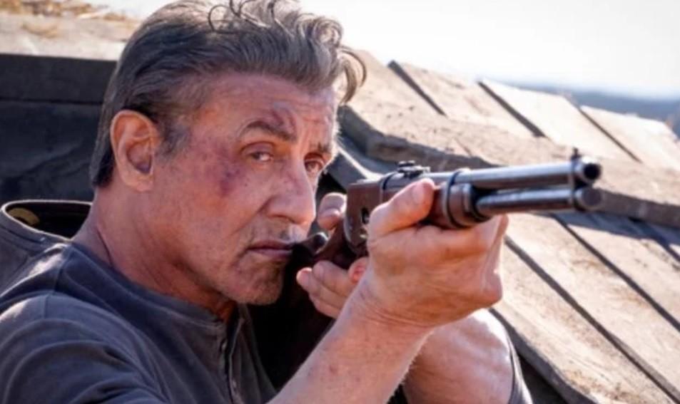 Sylvester Stallone deja todo en el final del viaje de Rambo