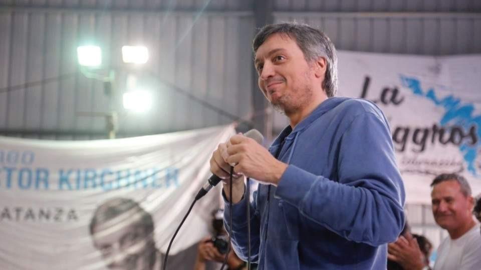 Máximo Kirchner:  Macri nunca estuvo preparado humana ni políticamente para ser presidente