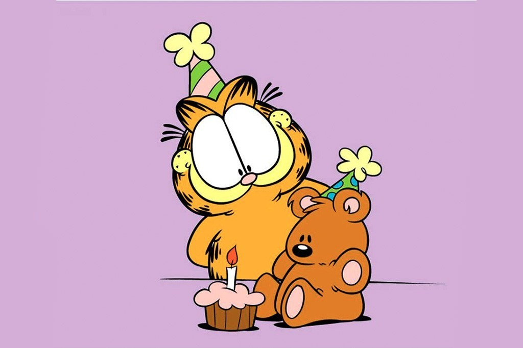 Garfield cumple 41 años y queremos compartirte estos secretos