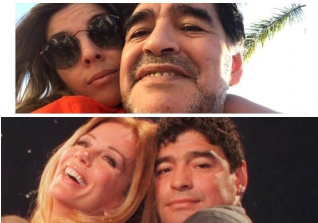 Graciela Alfano confesó que tuvo sexo con Maradona y Dalma explotó