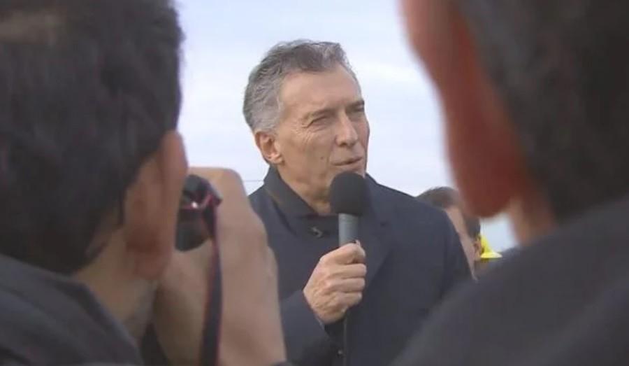 Macri arrancó la campaña redoblando la polarización: Las obras cuestan 40% menos de lo que costaban en el gobierno anterior