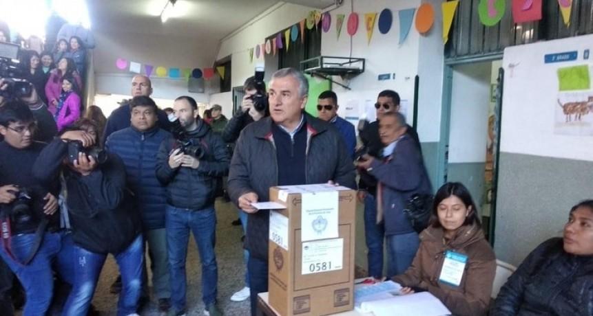 Cerraron los comicios en Jujuy: Morales le daría al Gobierno su primer triunfo electoral