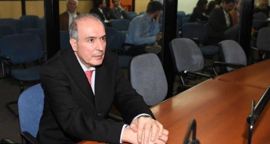 José López fue condenado a 6 años de prisión por el caso de los bolsos con USD 9 millones