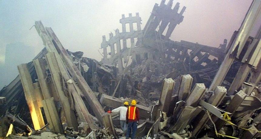 Publicaron un archivo de fotos inéditas del ataque a las Torres Gemelas captadas por un anónimo