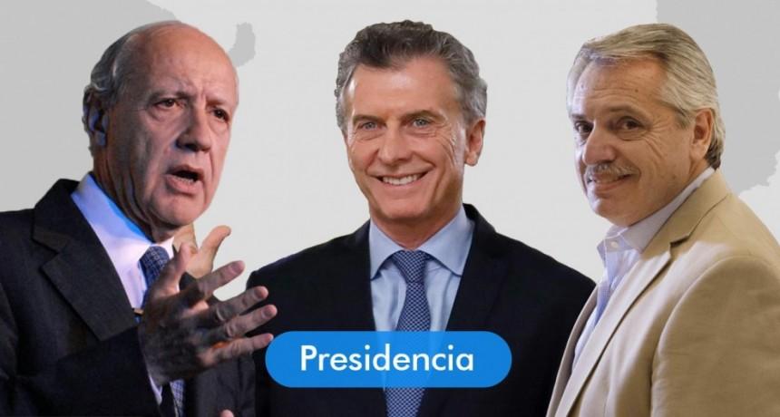 Quedaron confirmadas las ocho fórmulas presidenciales