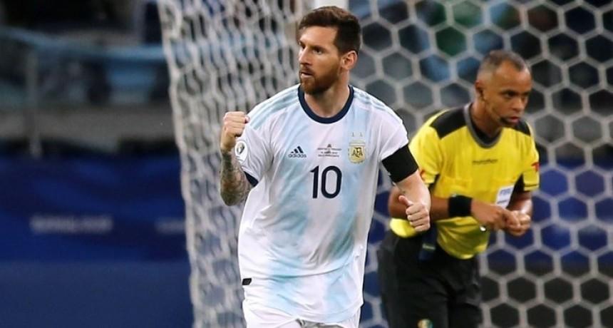 Brasil goleó a Perú y le dio una mano a la Argentina