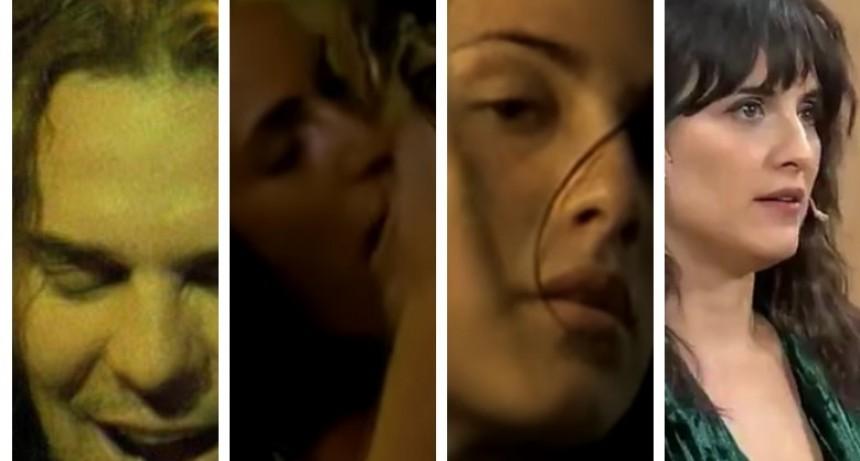Julieta Díaz y la lamentable experiencia en el rodaje del videoclip de Mariposa Traicionera: El director era muy psicópata