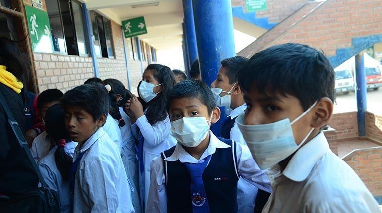 Analizan la vuelta a clases en el sistema educativo municipal: No más de 10 chicos por aula