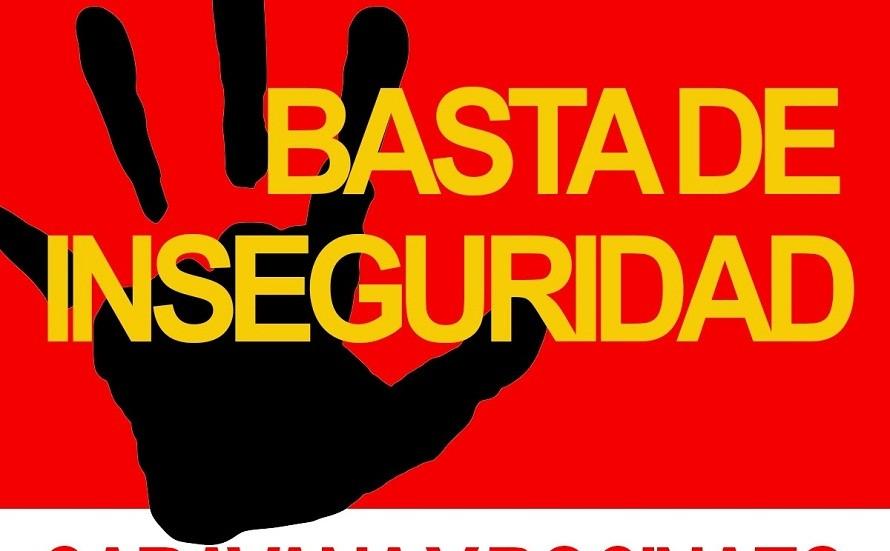 LA RIOJA: Vecinos convocan a caravana y bocinazo en reclamo de seguridad