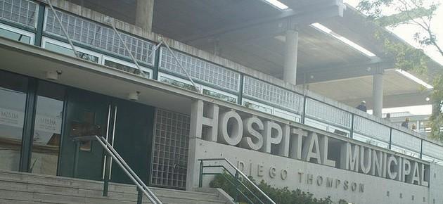 Un preso internado con síntomas de coronavirus se dio a la fuga vestido de enfermero