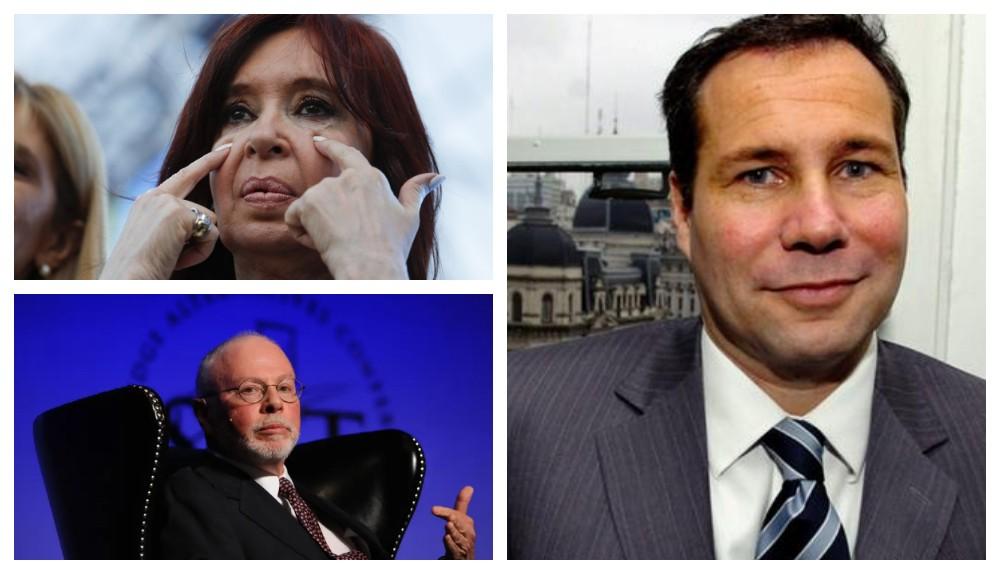 Un exespía dice que le entregó al fiscal Nisman información sobre cuentas de Cristina