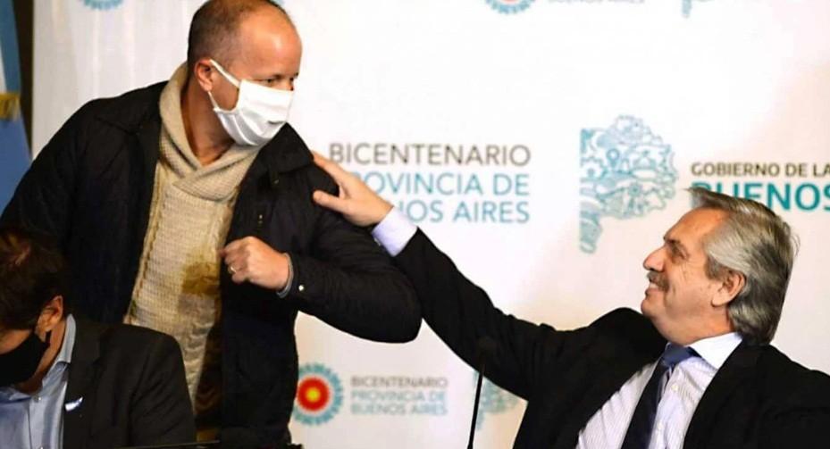 Hay nueve funcionarios de Lomas de Zamora con coronavirus tras el positivo de Martín Insaurralde