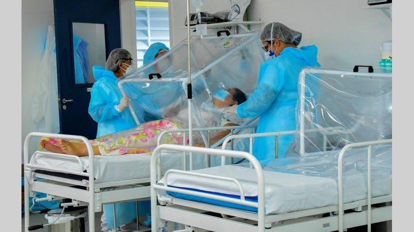 COVID-19: 31 Muertos y 2.060 nuevos infectados marca un nuevo récord