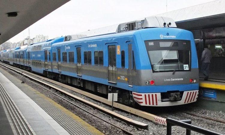 Coronavirus: el tren Sarmiento no funciona por posibles casos positivos en el personal