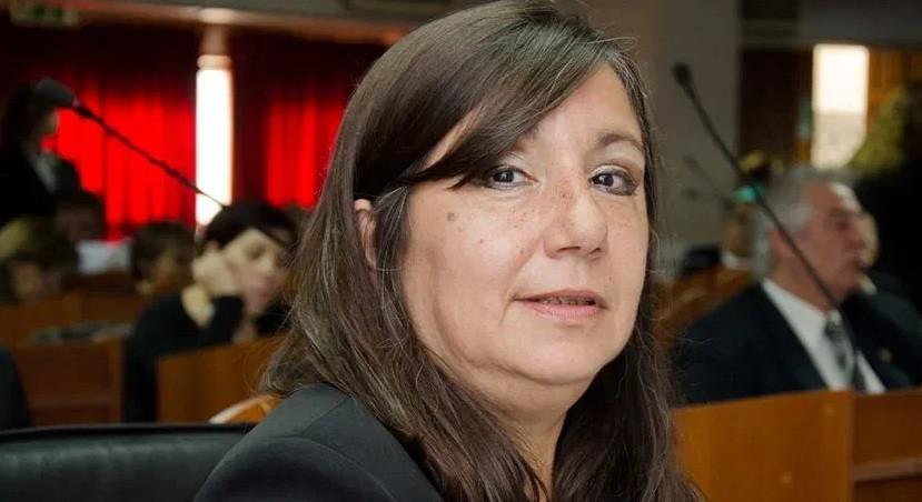 CECILIA GUERRERO:  criticó duramente a los que agradecen a la Virgen del Valle pero se oponen a dejar ingresar pacientes con COVID-19 a la provincia