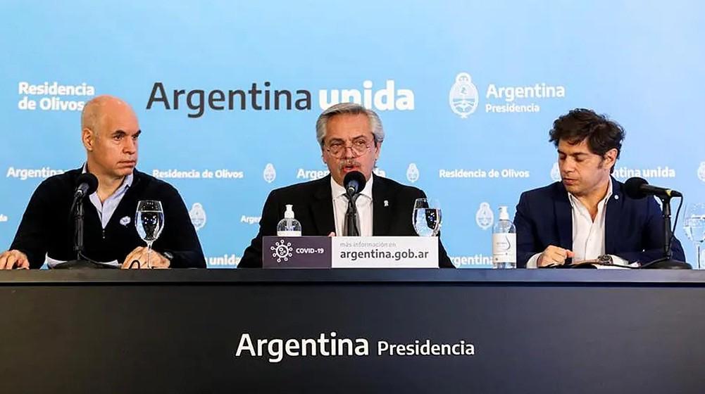 Coronavirus en la Argentina: Anularán permisos para circular y evalúan limitar el servicio de trenes
