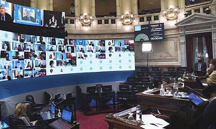Sesión polémica: el Senado dio media sanción para investigar a Vicentin