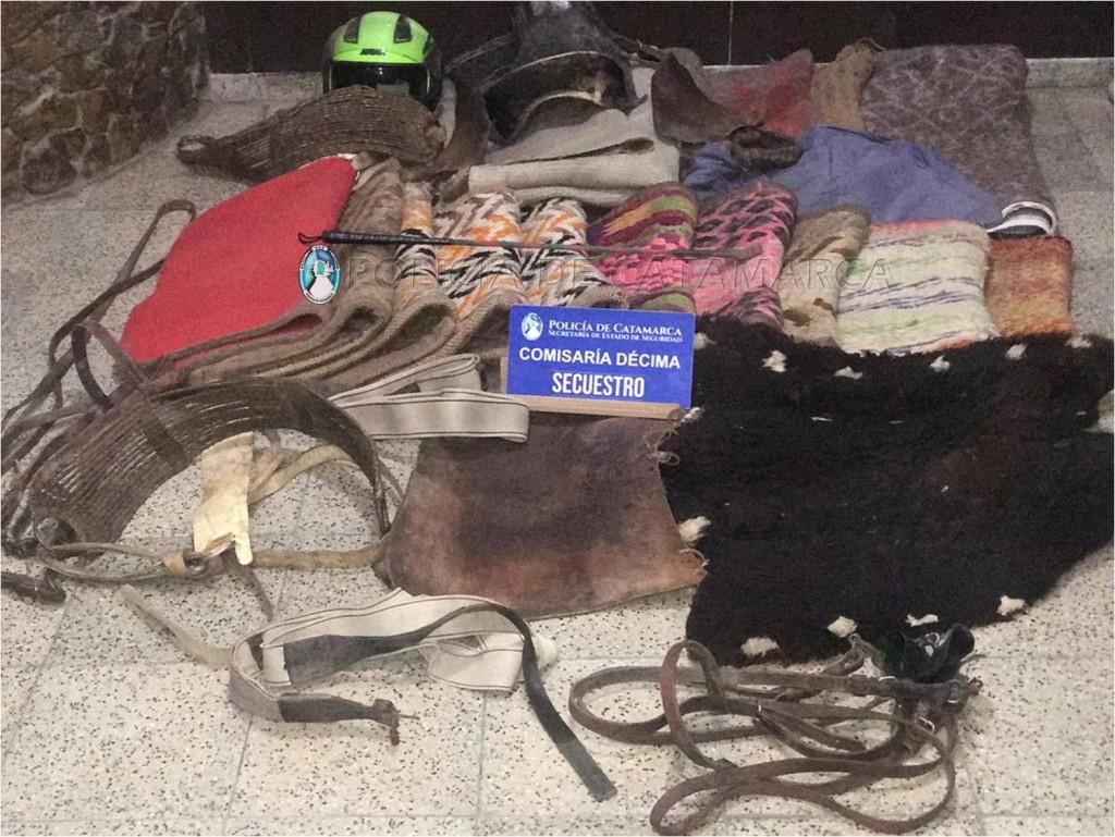 Reporte Policial de Catamarca