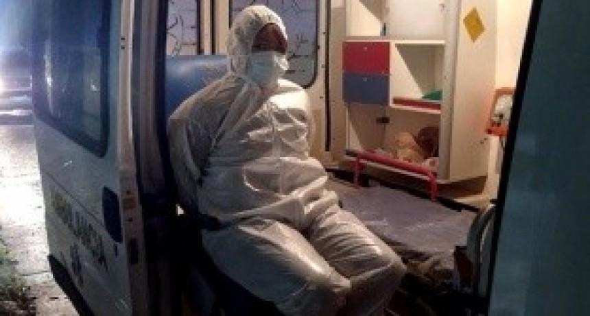 Aíslan Suncho Corral en Santiago por una empleada municipal que tomó mate con una infectada