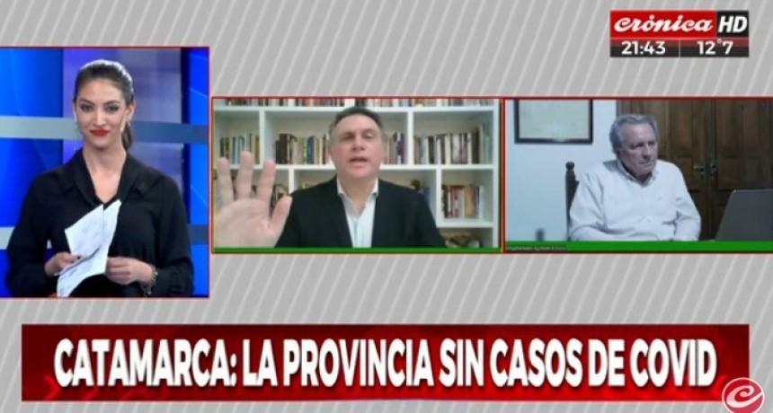 Rubén Dusso en CRONICA TV: En cualquier momento nos puede pasar