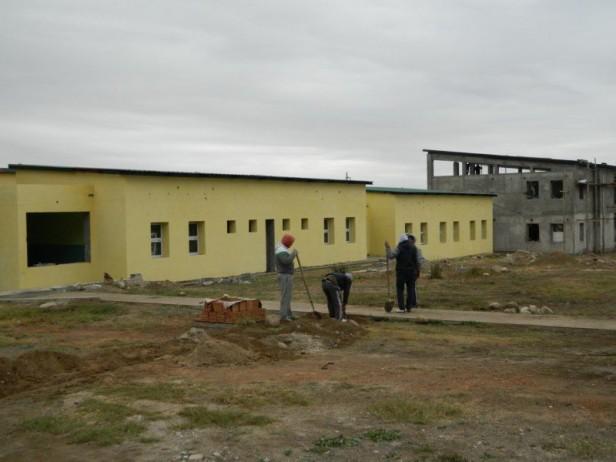 El edificio del Ies de Andalgalá en un 90%