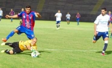 San Lorenzo de Alem perdió en el estadio Bicentenario