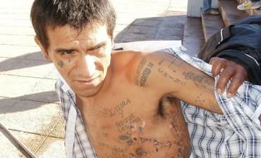 Delincuente con frondoso prontuario detenido por nuevos ilícitos