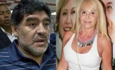 Maradona lanzó ultimátum a Villafañe para que le devuelva sus bienes