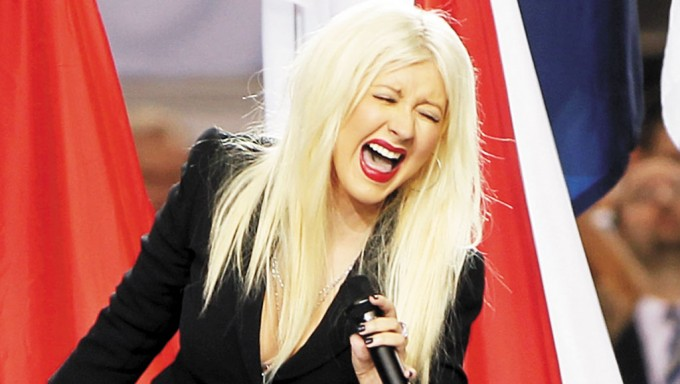 La CIA utilizaba canciones de la cantante Christina Aguilera para torturar