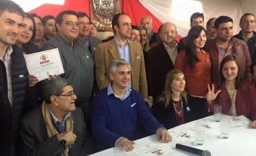 Asunción de nuevas autoridades en la Unión Cívica Radical de Catamarca