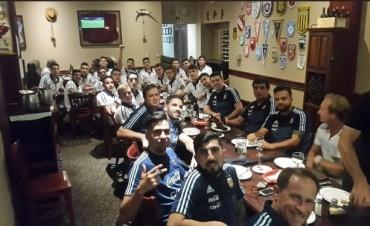 La selección olímpica de Argentina termina gira preparatoria en México