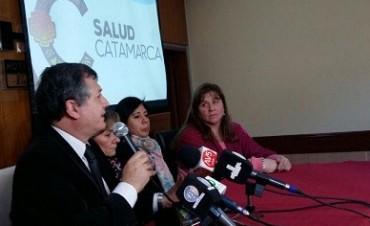 Informe sobre situación epidemiológica en Catamarca